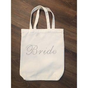 Handbags - Bride 👰🏻 tote